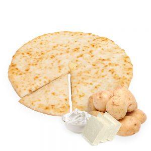 Пироги в Калининграде на заказ. Доминика 39 Калининград. Пироги Калининград. Пирог с картошкой и сыром - Заказать пироги с доставкой - Доминика 39